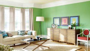 Chia sẻ những quy tắc cơ bản khi sơn nhà?