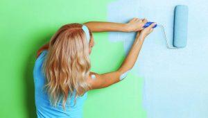 Hướng dẫn cách tự sơn nhà cũ đẹp như mới