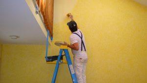 Mẹo nhỏ đơn giản giúp tường nhà bền màu sơn